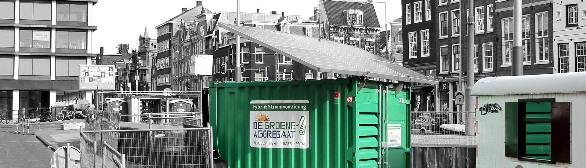 the-green-solar-power-generator